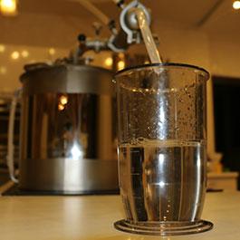 Дистилляция этилового спирта