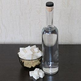 Самогон из обычной сахарной браги